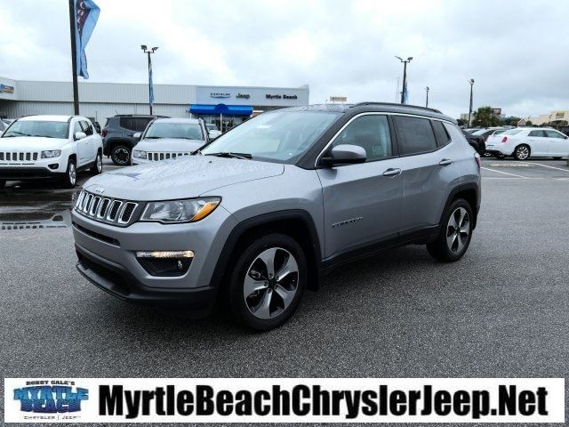 New 2018 Jeep Compass Latitude Sport Utility In Myrtle